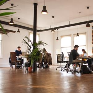 Self-employment & coworking