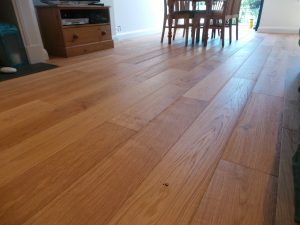 wooden floor from logo flooring
