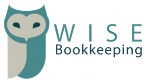 Wise Bookkeeping logo - Why hire a bookkeeper