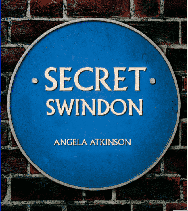 Secret Swindon – the book